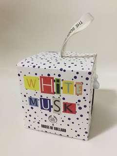 The Body Shop White Musk x House of Holland Showel Gel, Body Lotion, Bath Flower