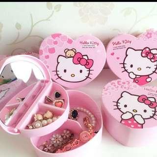 BN Hello Kitty Accessories Box