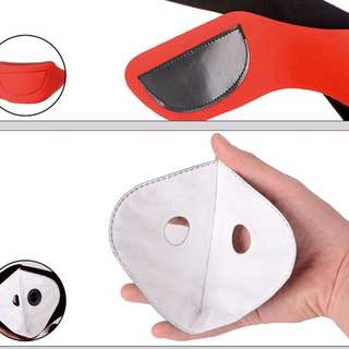 PCycling Anti-pollution City Cycling Face Mask