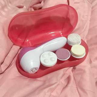Facial cleansing set