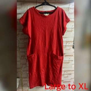 Dress large to xl