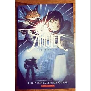 Amulet ~ The Stonekeeper (book 2) by Kazu Kibuishi