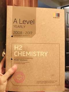 H2 Chemistry TYS (newest version!)