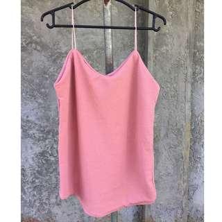 ♡ pink summer top ♡