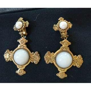 Vintage Gothic Earrings