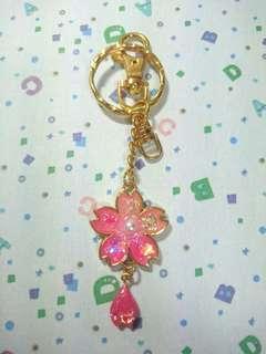 櫻花鑰匙圈(大)