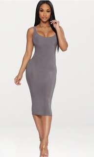 Midi Dress, Brand New