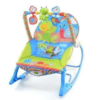 #044 Baby Rocking Chair