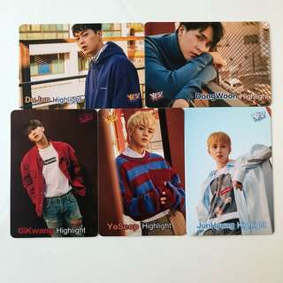 Highlight Yes! Card 第35期 白卡