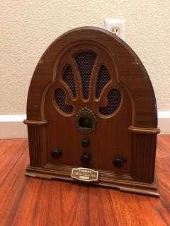 🚚 1989年美國THOMAS收音機