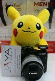Kredit Kamera M10 Cukup DP 670rb Bisa Bunga 0%