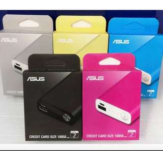 ASUS powerbank 10500mah