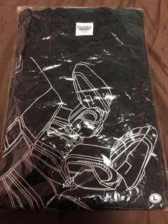 Macross Frontier 30th Anniversary VF-25F Messiah tee t shirt