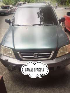 Honda CRV 2000 first generation