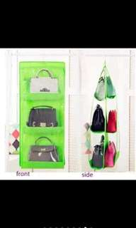 #066 Hanging Bag Organizer