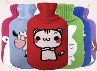 Hot Water Bag with Pouch