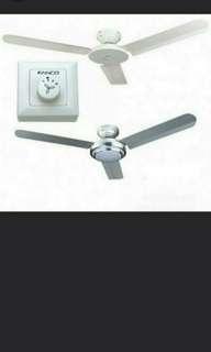 """Fanco Ceiling Fan 48"""""""