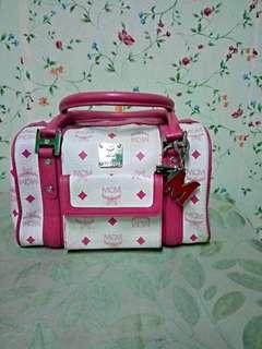 Authentic MCM Handbag
