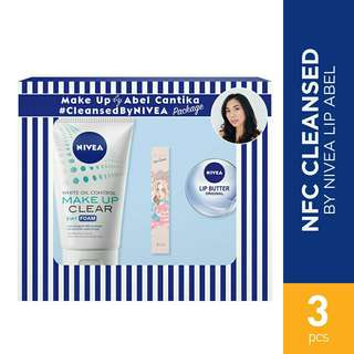 Nivea Face Care Cleansed by Nivea
