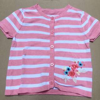 Mothercare knit top 9-12 months