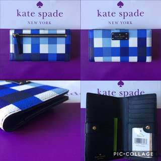 Kate Spade Wallet: Brand New from US