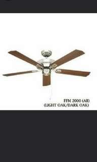 """Fanco Ceiling Fan 52"""""""