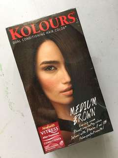 Kolours Dual Conditioning Hair Color