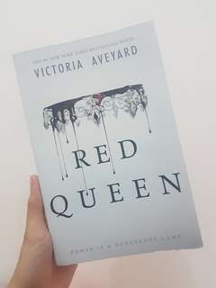 Red Queen: 1st Book in the Red Queen series