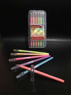 Pen jeller 12 warna
