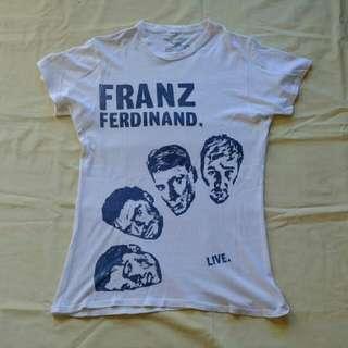 Baju Second Franz Ferdinand