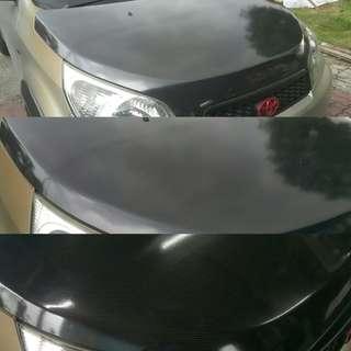 Wrap Carbon Fiber 6D