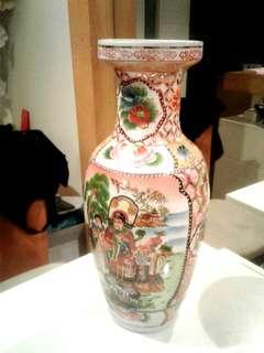 """Chinese Vase 17"""" $12"""