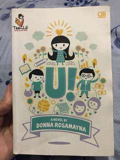 U!! by Donna Rosamayna