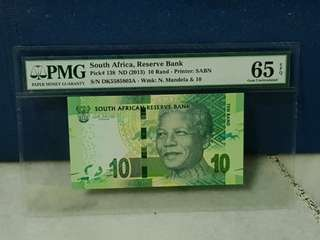 South Africa 10 Rand 🇿🇦 !!!