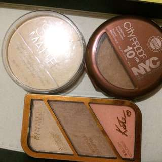 Makeup Bundle/Trio