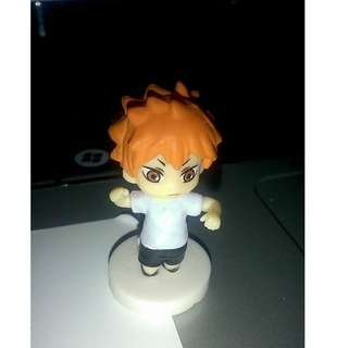 Haikyuu gashapon collectible