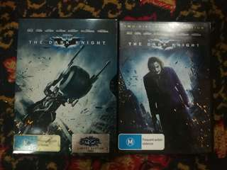 DVD THE DARK KNIGHT LIMITED EDITION