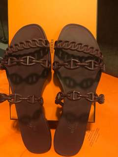 🔥 Fire Sale, Authentic Hermes Jelly Sandal Size 36