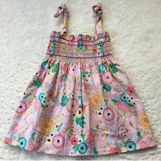 Smocked top/dress