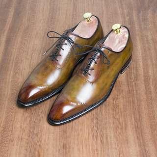 Altan Bottier Patina Shoes