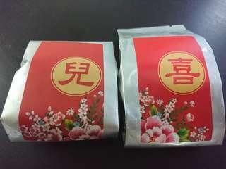🚚 [全新]喜憨兒茶包-冰釀水果茶/薄荷放鬆茶