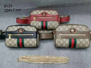 Gucci Unisex Sling / Pouch Bag