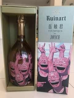 岳敏君 x Ruinart  - Joyce 40 Anniversay