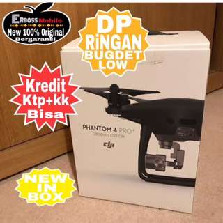 Kredit Low Dp DJI Phantom 4 Pro+ Obsidian Resmi TAM-Ditoko Call/Wa 081905288895