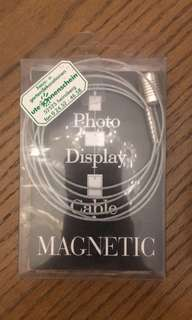 Photo display 線