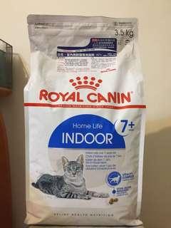 菜寮站自取 皇家 7歲以上 🐈室內熟齡貓飼料 3.5公斤