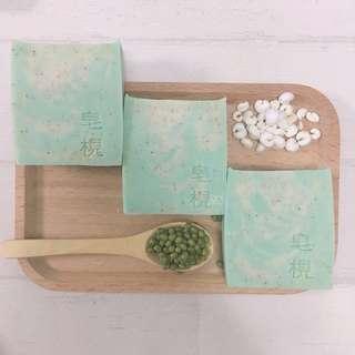 綠豆薏仁皂