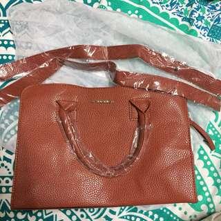 Mango shoulder bag
