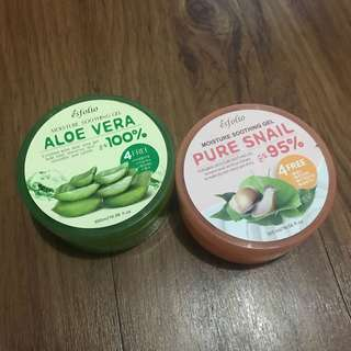 Aloe Vera + Snail Gel