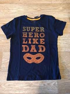 [readystock] Primark boys tshirt (size 3-4y)